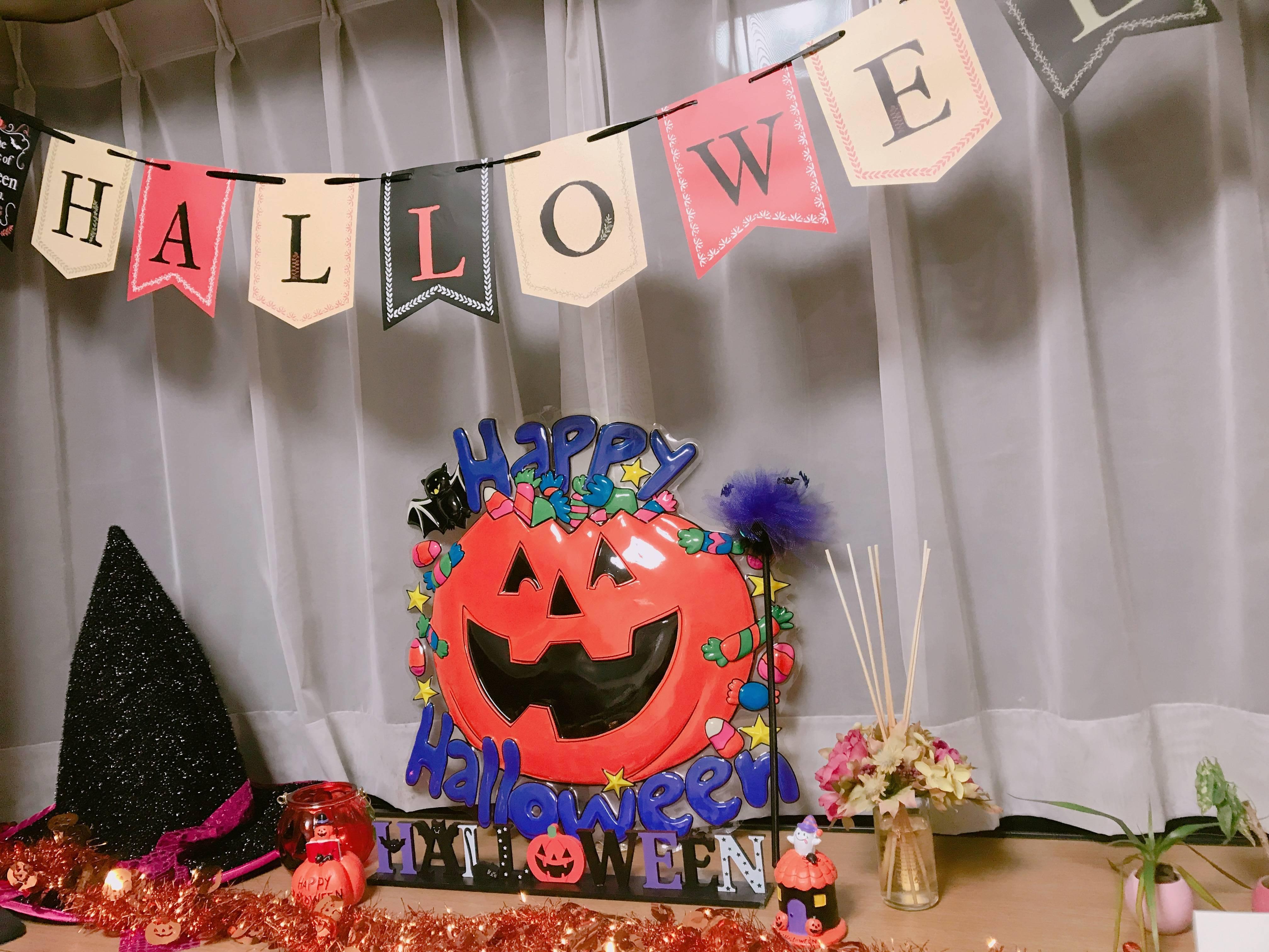 お家で簡単私流ハロウィンパーティ_1_2