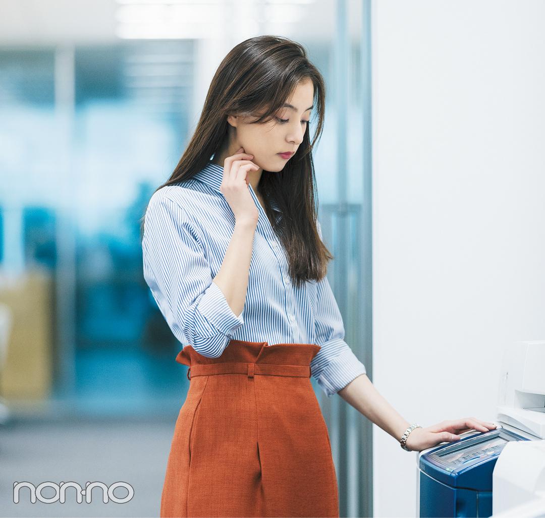 新木優子のオフィスコーデマニア必見!もし優子が会社員だったら… _1_5