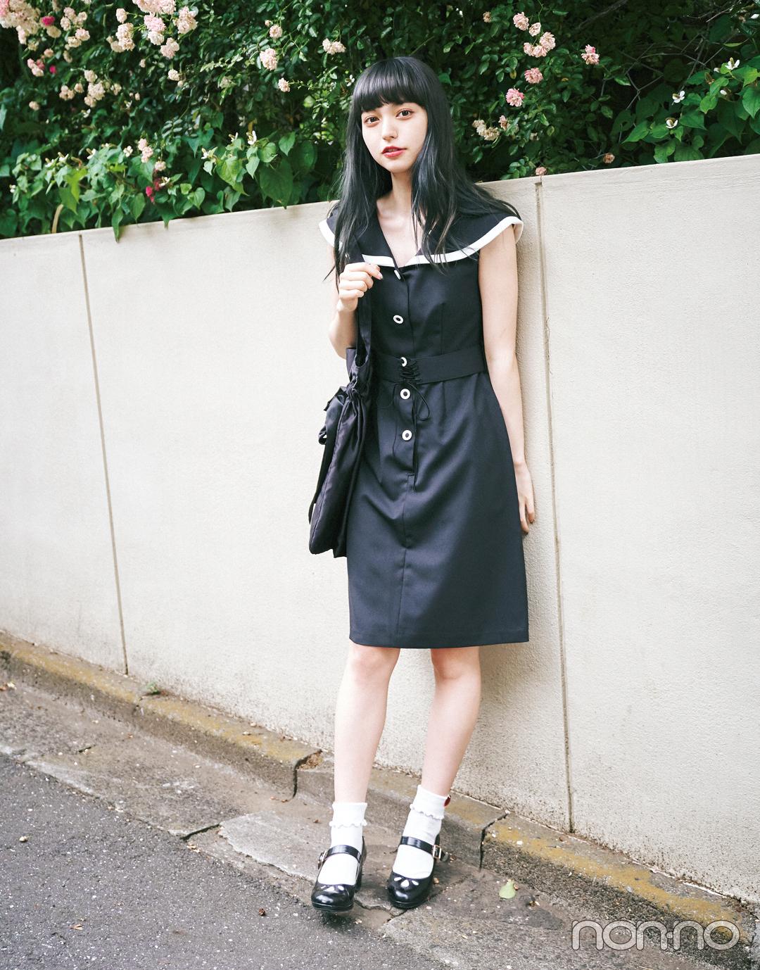 美少女すぎるノンノモデル★ 多屋来夢のことが知りたい!【ファッション&メイク編】_1_2-2