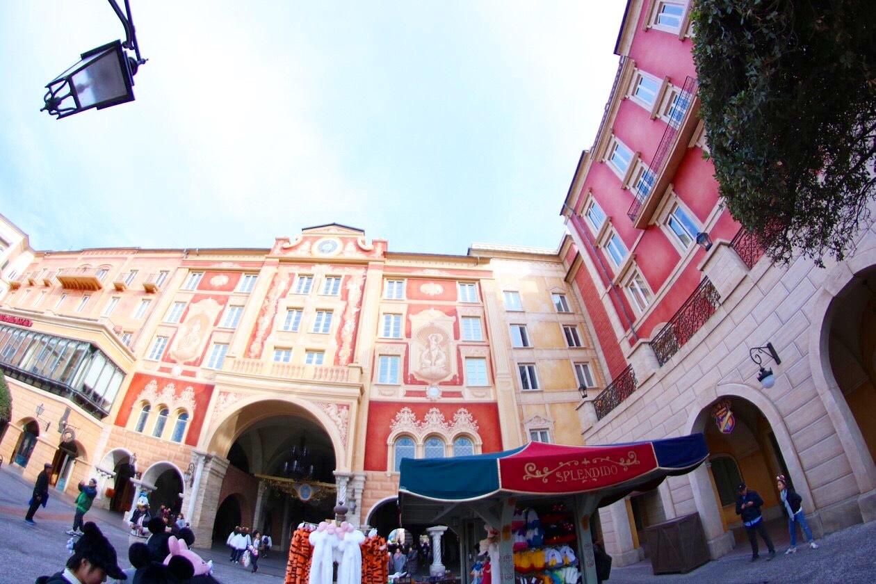 パーク内にあるホテル『ミラコスタ』でディズニーの夢の続きを♡_1_1