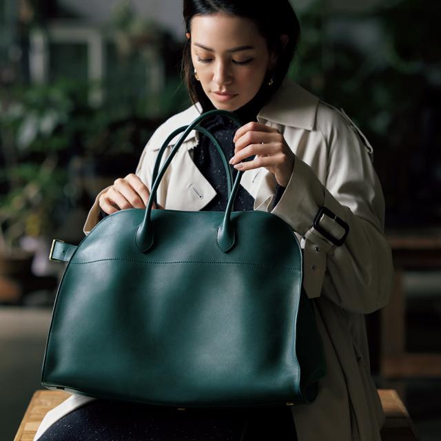 ザ・ロウのバッグ「マルゴー 15 エアー」