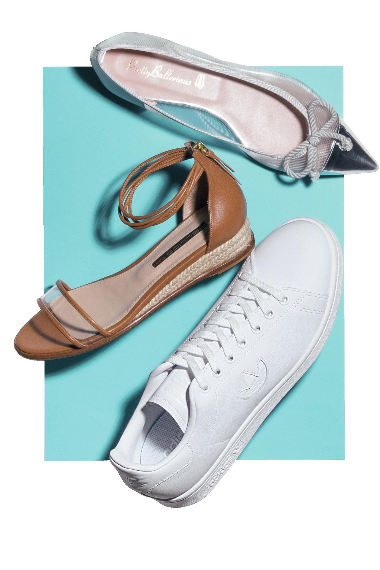 エクラ世代の初夏の足元、ちょっと甘めテイストに合うのはこんな靴! 五選_1_1-5