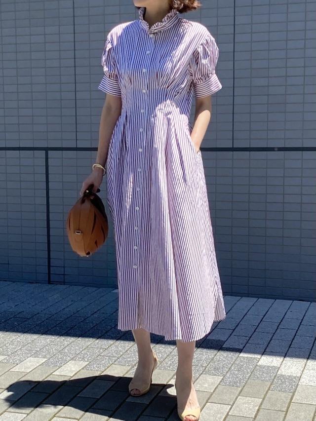 『SEVEN TEN by MIHO KAWAHITO』 シャツドレス