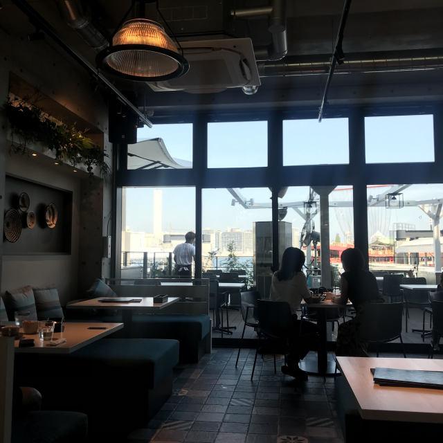 週末デート。東京「Hi-NODE」海沿いのオシャレCafeでゆったり_1_4-3