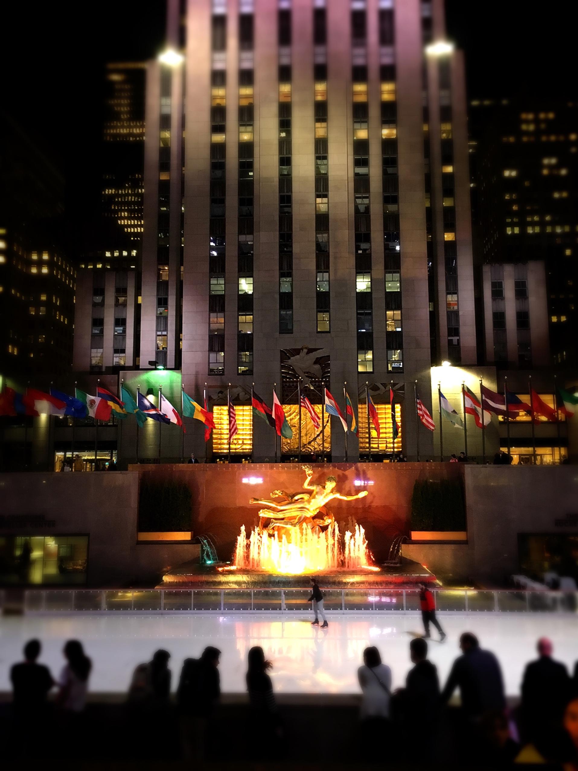 NYで夜景を☆_1_4