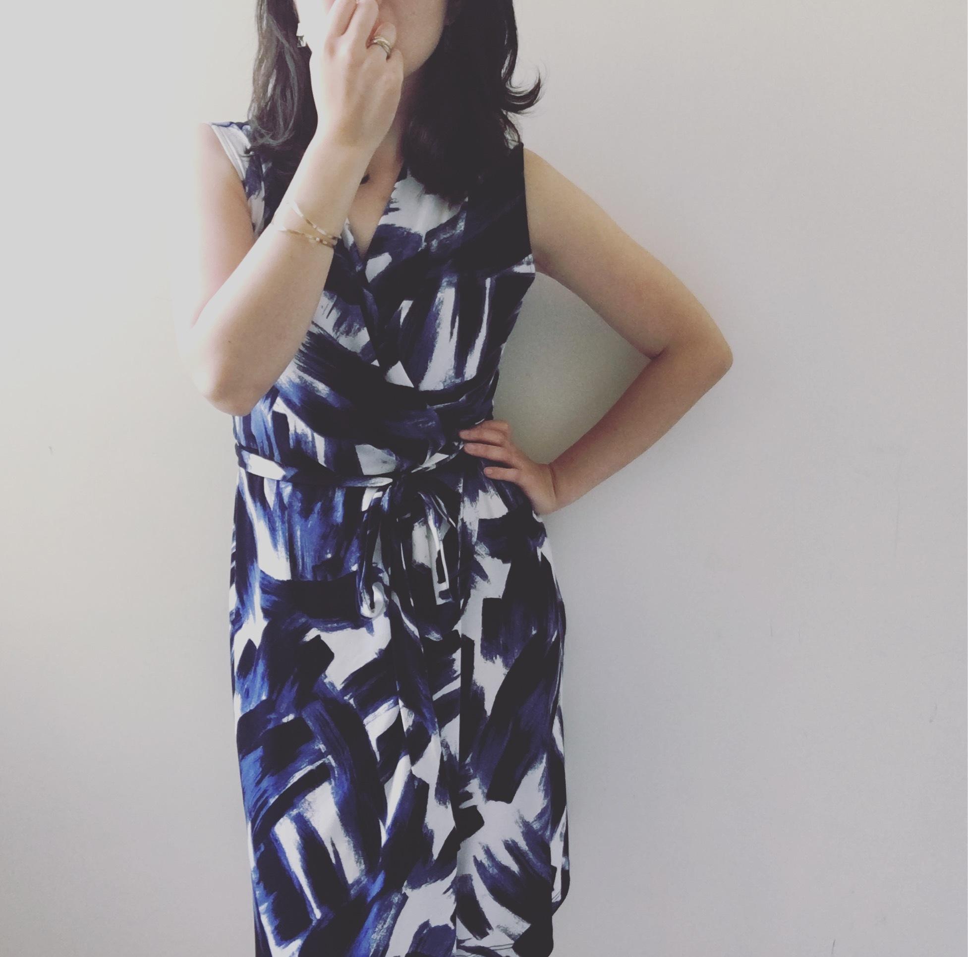 夏に頼れるワンピコーデ♪ Time for summer dress!_1_1-1