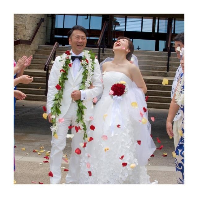 アラフォーウェディング② 結婚式_1_5