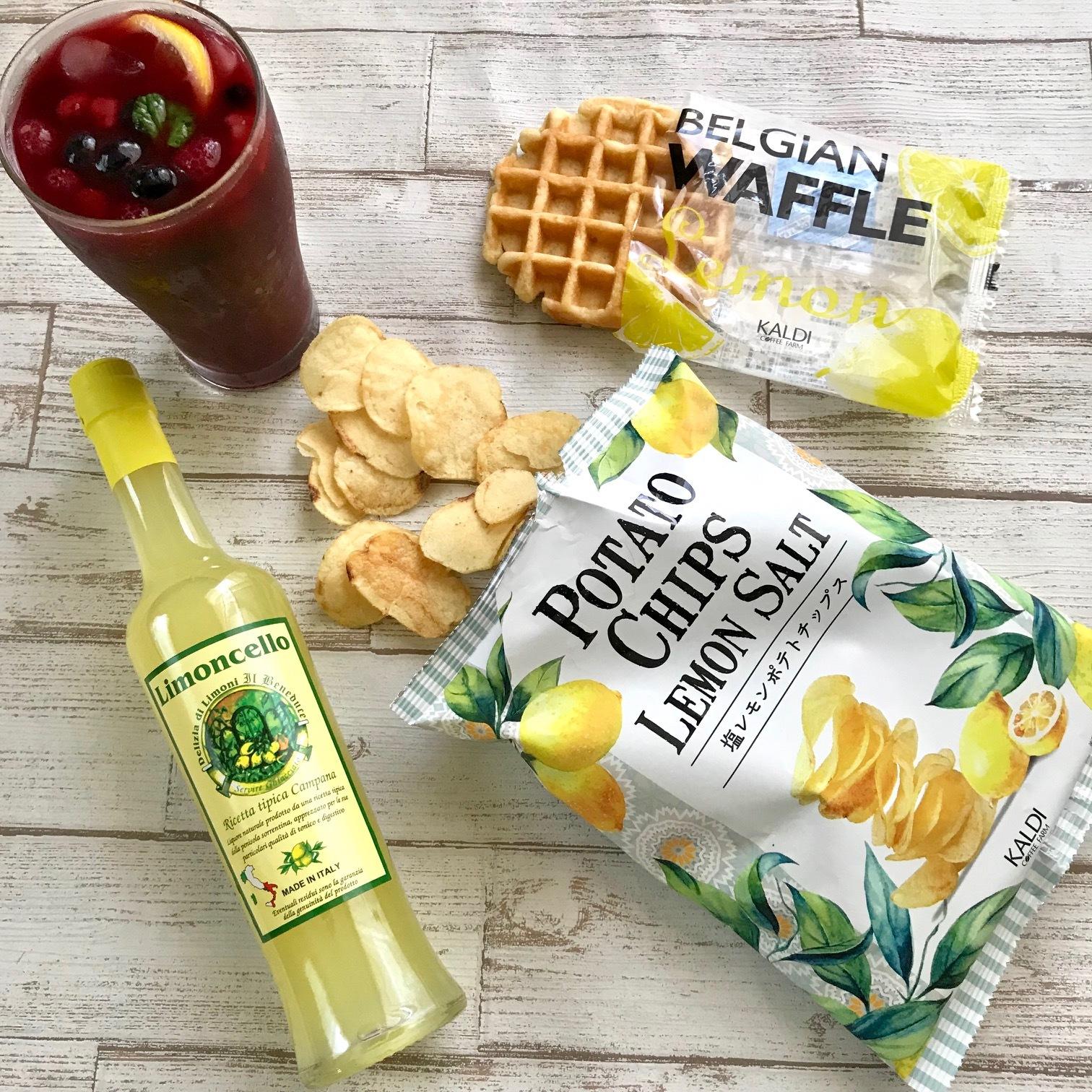 カルディのレモン商品画像