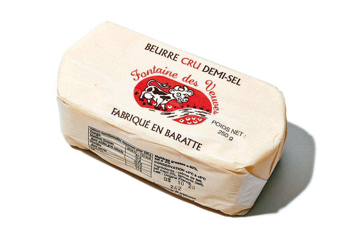 海外のバター5