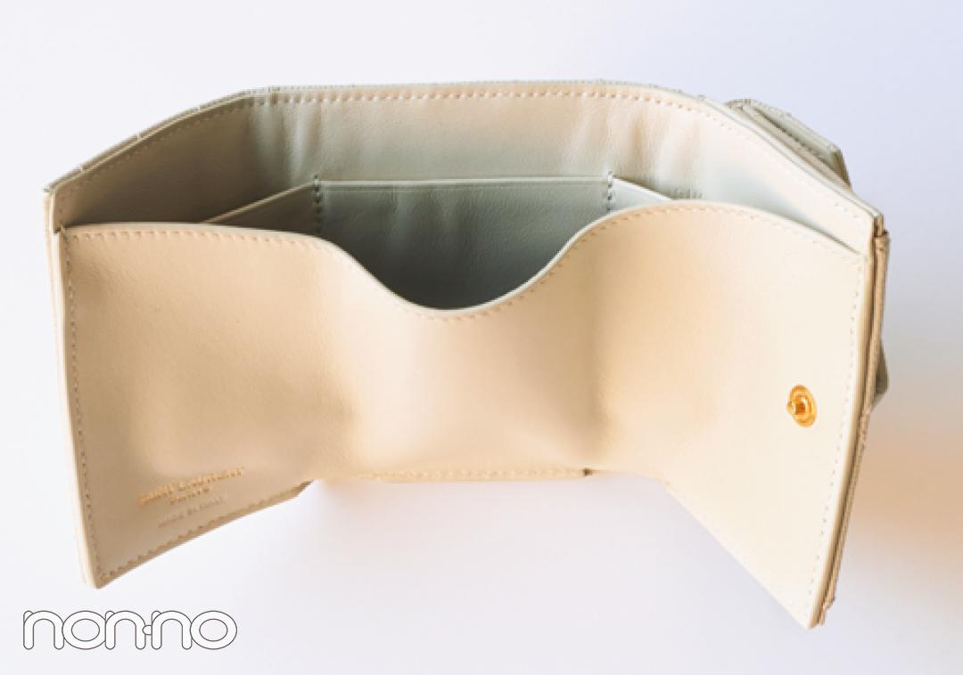 サンローランのミニ財布♡ 電子マネー時代が来る今こそ買い時!【20歳からの名品】_1_3-2