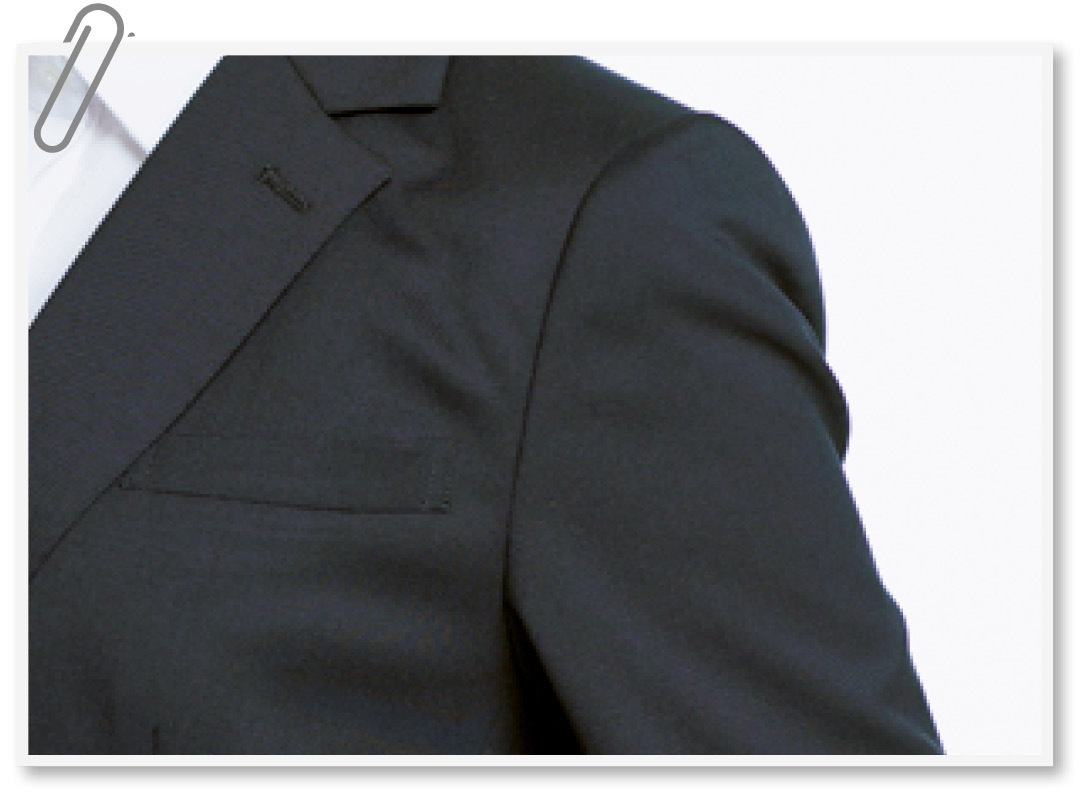 2着目が欲しい…ならば高コスパでキレイなユニクロのスーツ!【就活ノンノ★スーツ大研究】_1_5-3