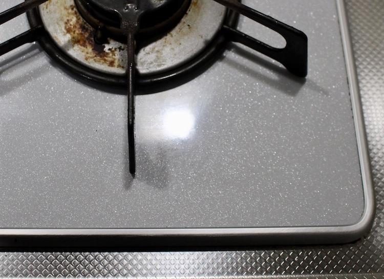 キッチンの掃除後