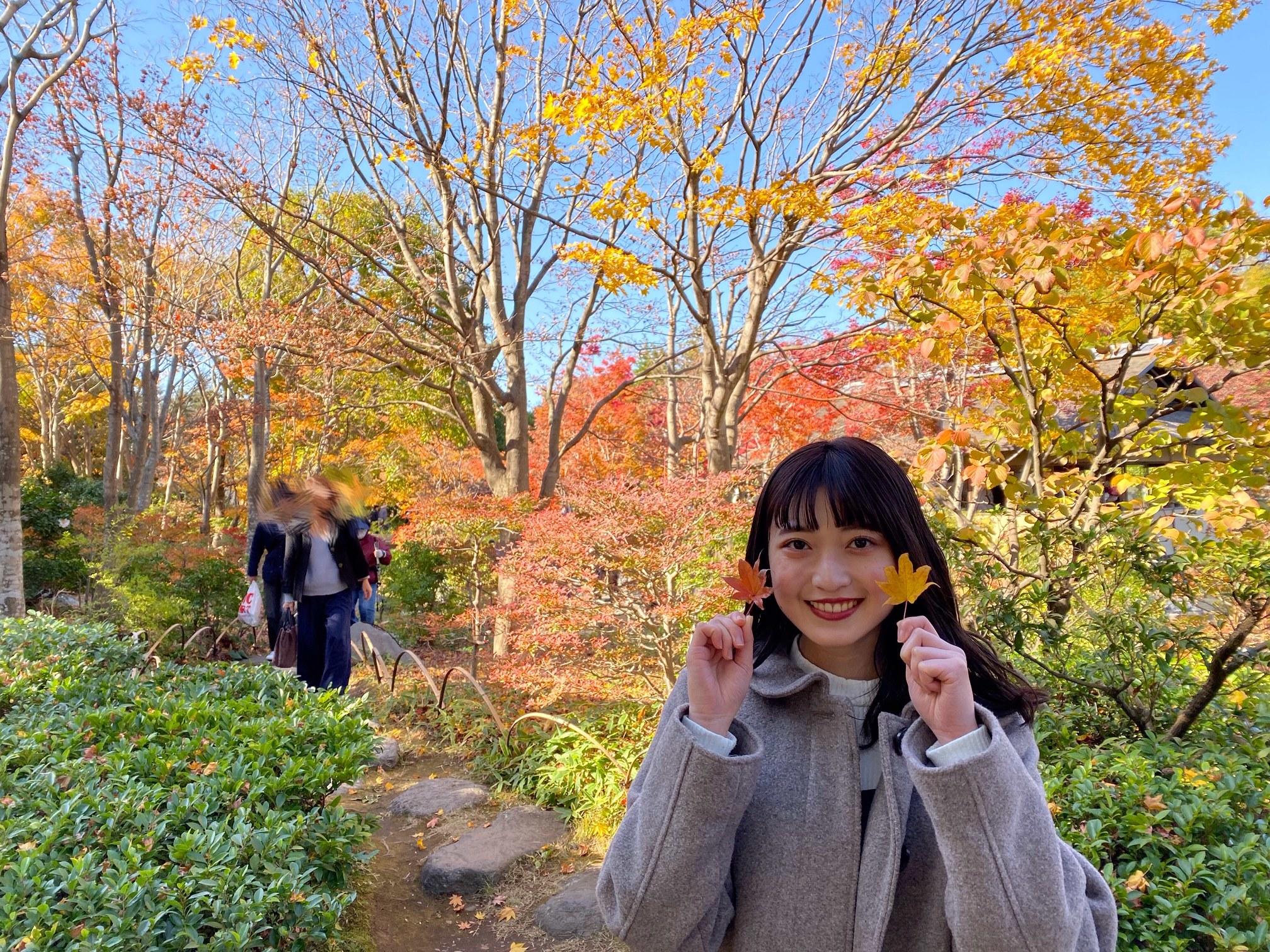 【立川】紅葉狩りとおしゃれカフェ_1_5