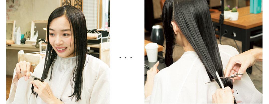 岡田紗佳がロングヘアを大胆カット! 色っぽロブヘアをチェック♡_1_3