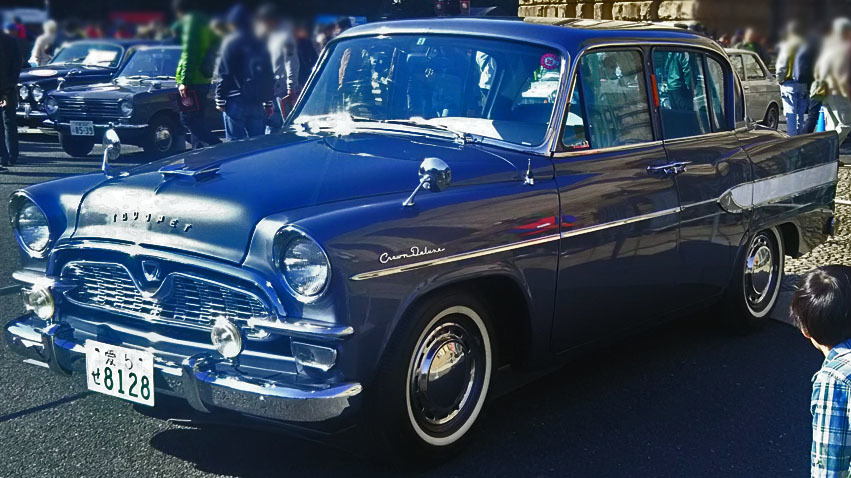 目の保養!往年のクラシックカーが大集合 CLASSIC CAR FESTIVAL in 神宮_1_1