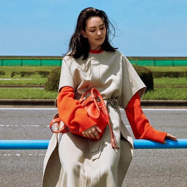 【最旬の10着でつくる最新コーデ7選】村山佳世子さんが今シーズンのスタイルを提案
