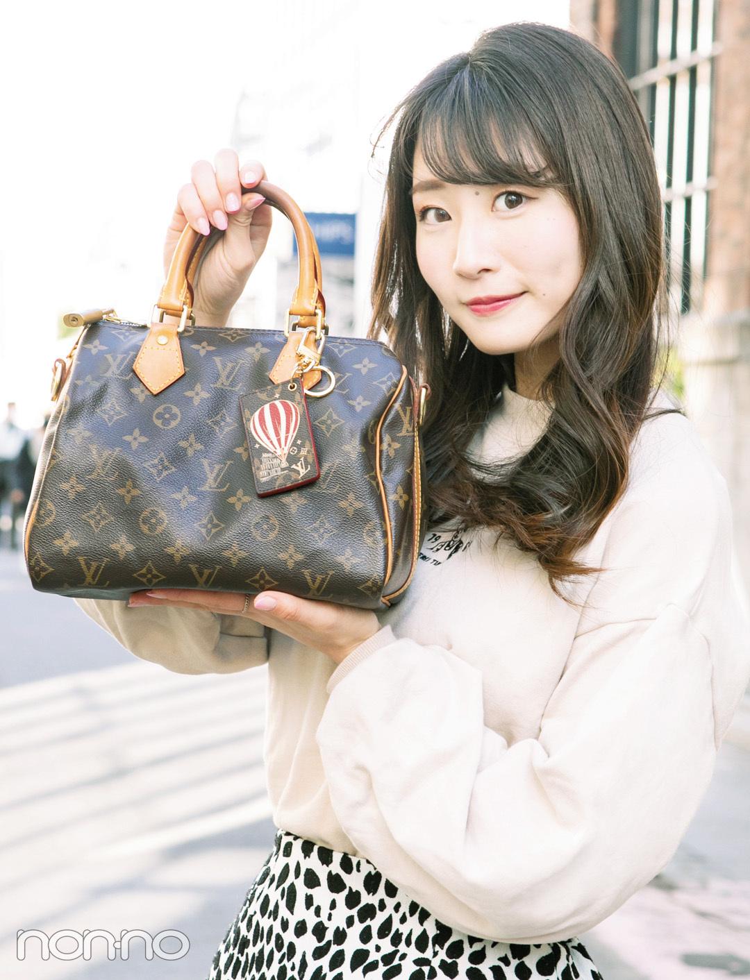 ノンノ専属読者モデルの愛用ブランドバッグ、見せて!【カワイイ選抜】_2_1