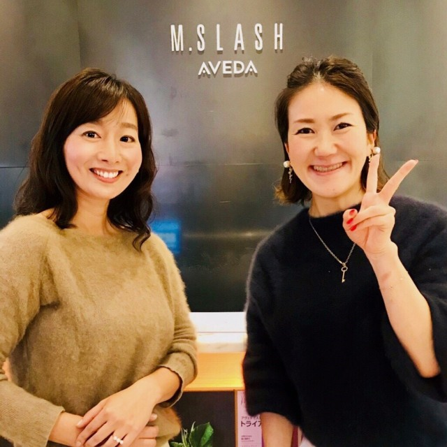 M.SLASH AVEDA自由が丘