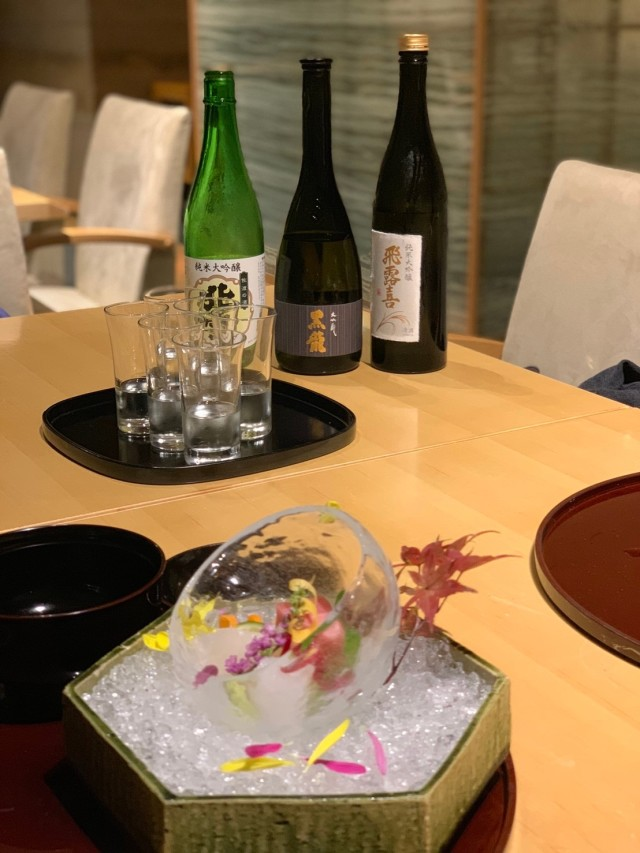 ウェスティンホテル東京・日本料理【舞】で秋の女子会ディナー_1_1-5