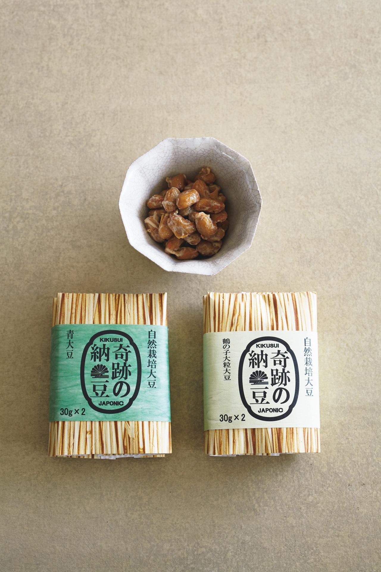 数々の賞を受賞した 菊水食品の「奇跡の納豆」_1_1