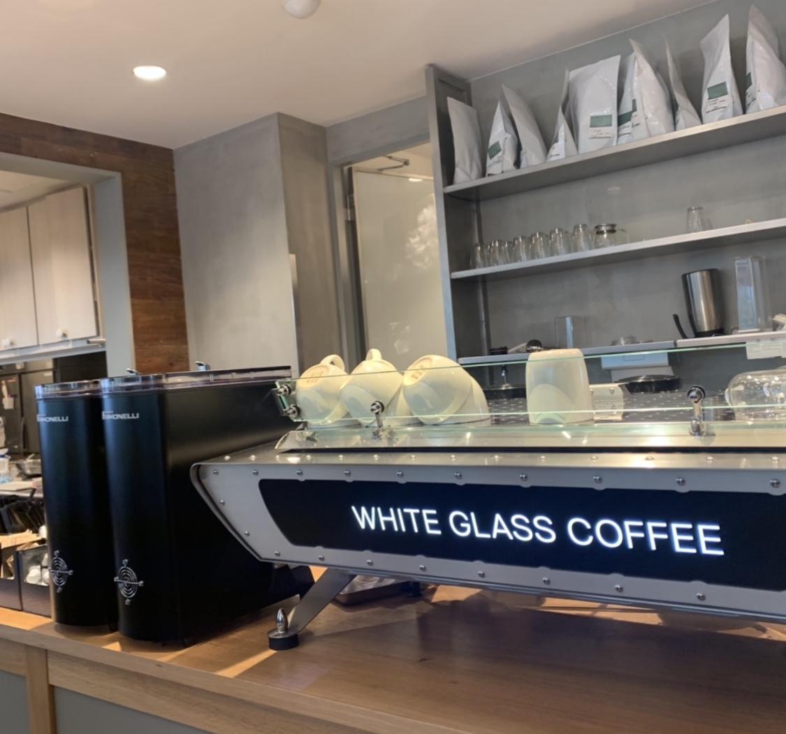 【カフェ】渋谷のwhite glass coffeeに行ってきました!!_1_3