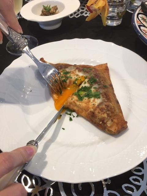 モロッコ料理レッスンで豪華ランチ♡_1_2