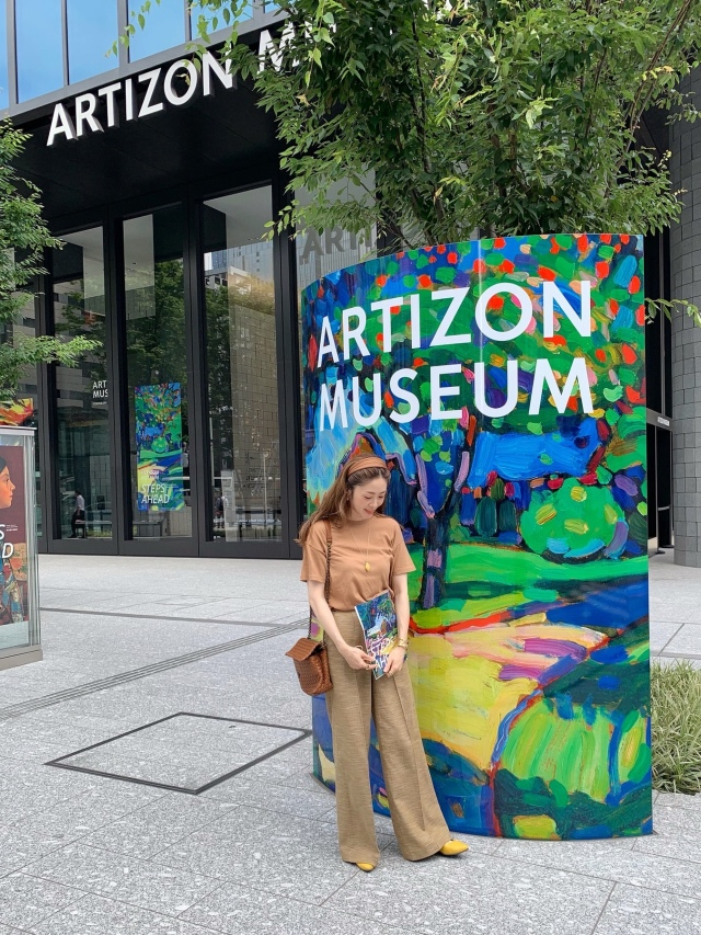 アーティゾン美術館画像
