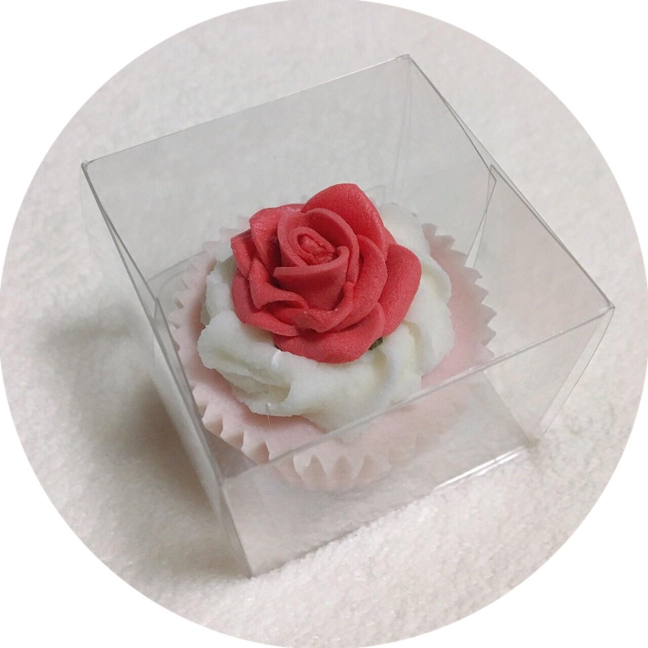 【 第23回❤︎ 】まるでカップケーキ!?可愛いBadeFeeのバスプラリネ*_1_2-2