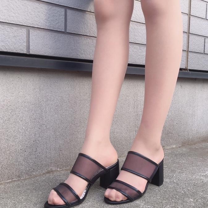 今の時期から夏まで使える!最近購入したサンダル3足♡_1_2