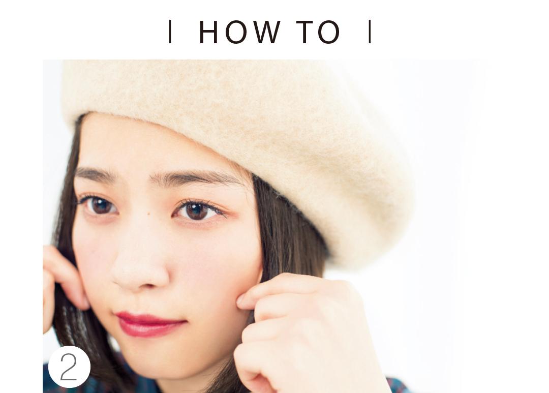 七瀬ボブのヘアアレンジ♡ ベレー帽でおしゃれ度アップ!_1_2-3