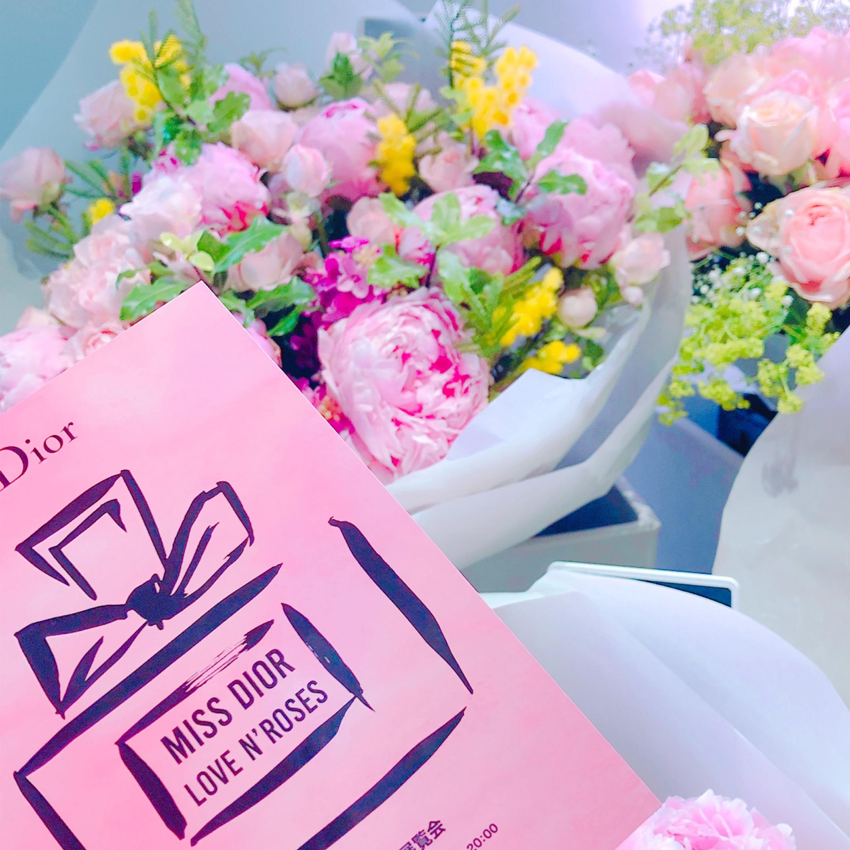 【入場無料!Dior展覧会】限定ポーチGET!限定コスメの発売も♡_1_3