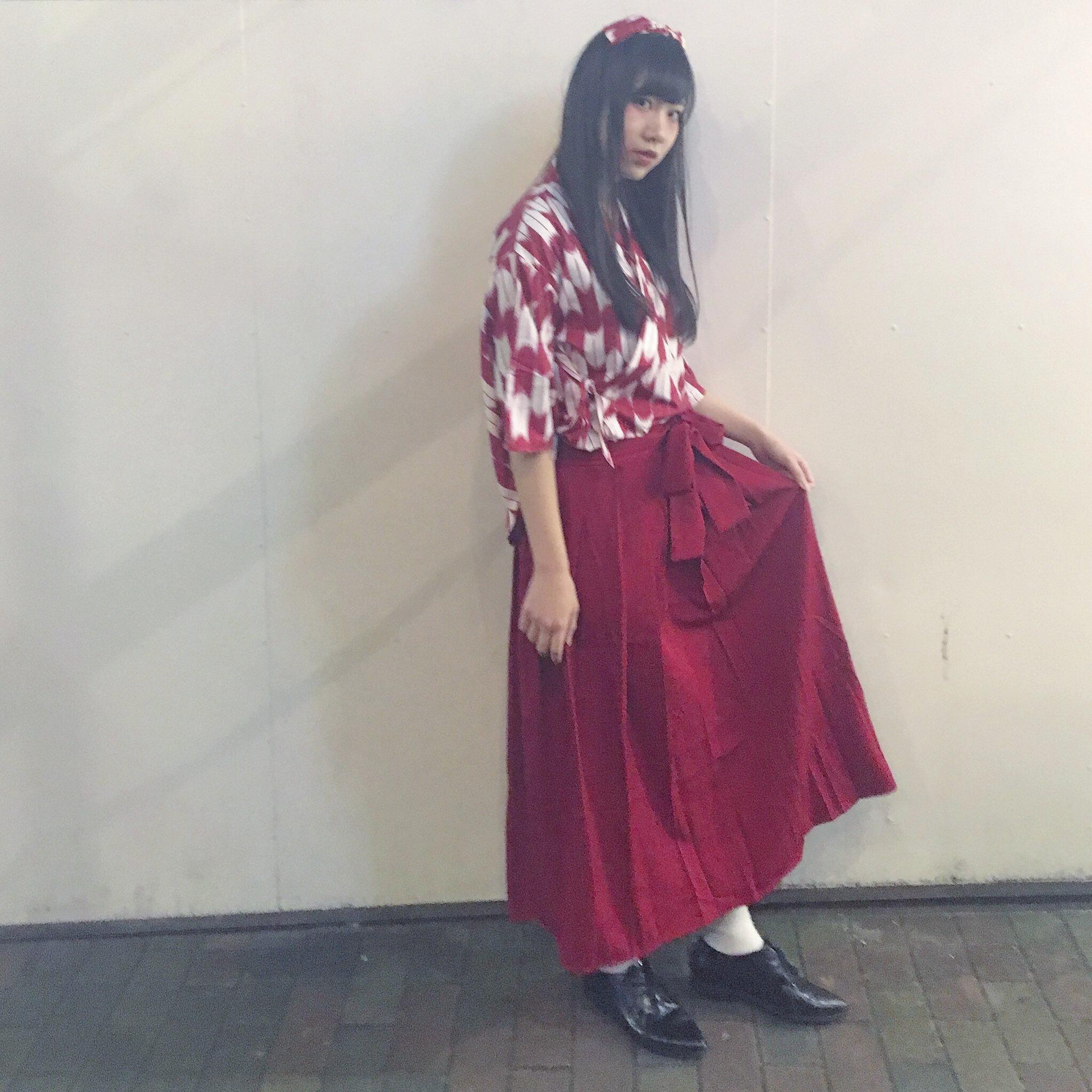 日本らしい仮装︎✧今年の私のHELLOWEEN_1_1