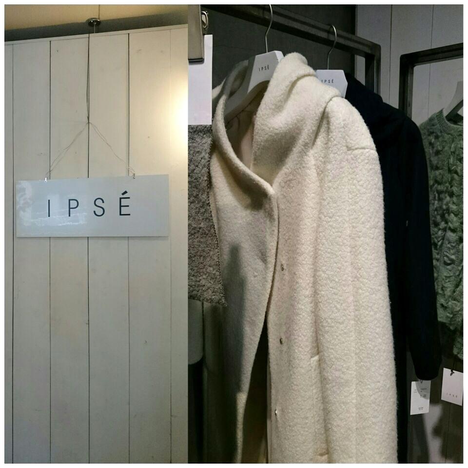 冬本番を前にIPSE(イプセ) の展示会へ!!_1_2