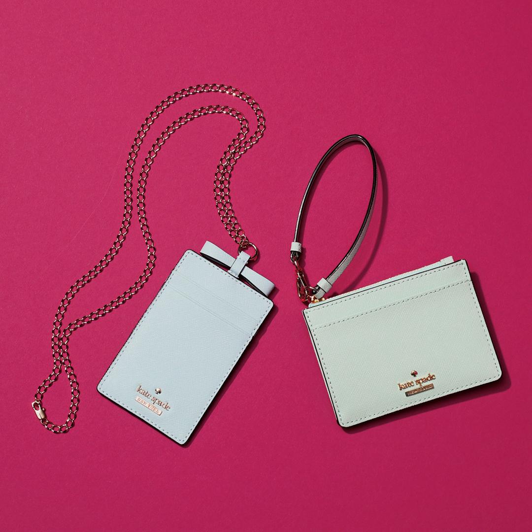 ケイト・スペード ニューヨークの新作お財布&カードケース、iphoneケースまで!_1_2-2