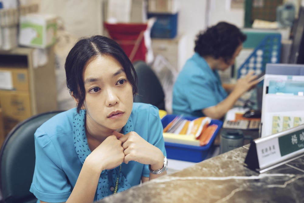 貴重な1日が突然「消えて」しまった女性を巡るストーリー(c)MandarinVision Co, Ltd