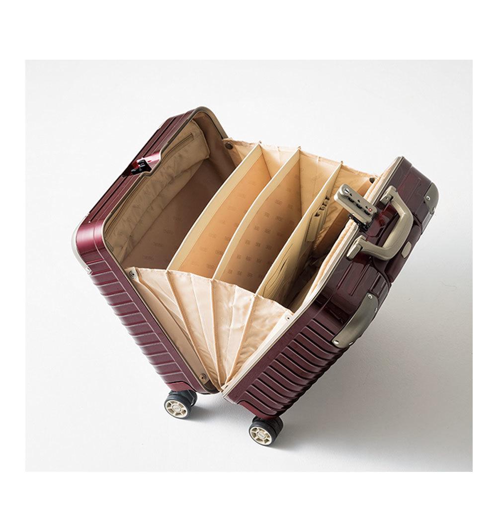 出張のマストアイテム!働くアラフォーのためのスーツケース_1_1-2