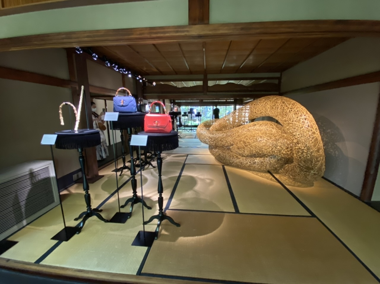 京都旧川崎邸「グッチバンブーハウス」にてグッチの世界観を堪能!!_1_5