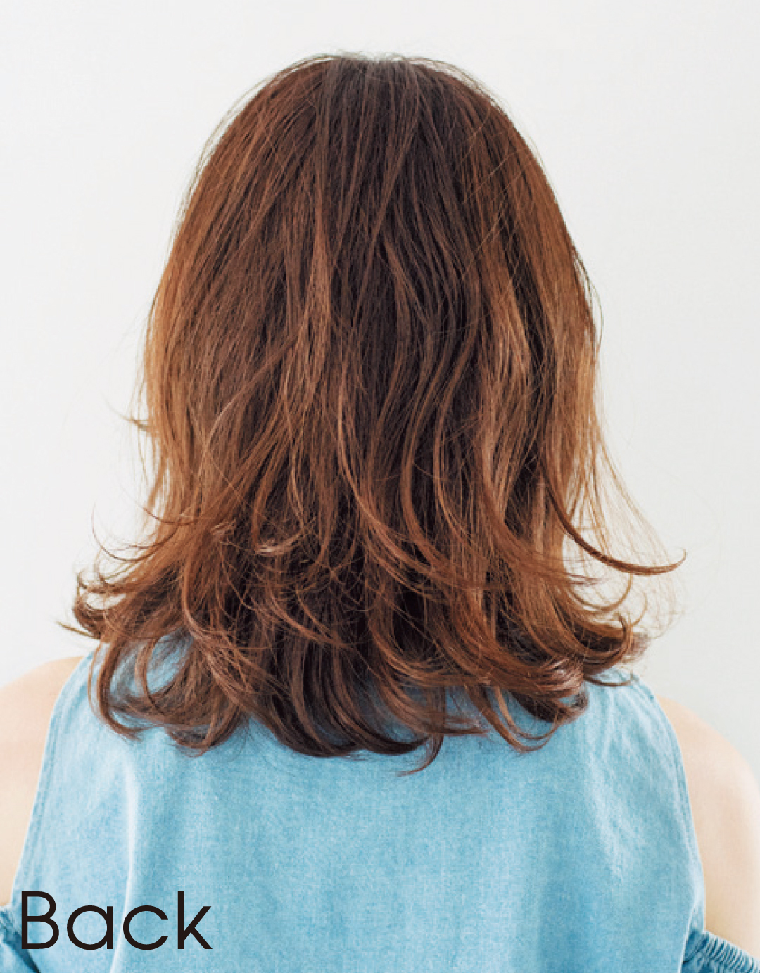 直毛でもふんわり感が出せる! 有村架純さん風ミディヘアはコチラ♡ _1_6-2