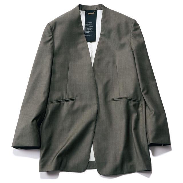 ジャケット¥75,900/カオス丸の内(カオス)