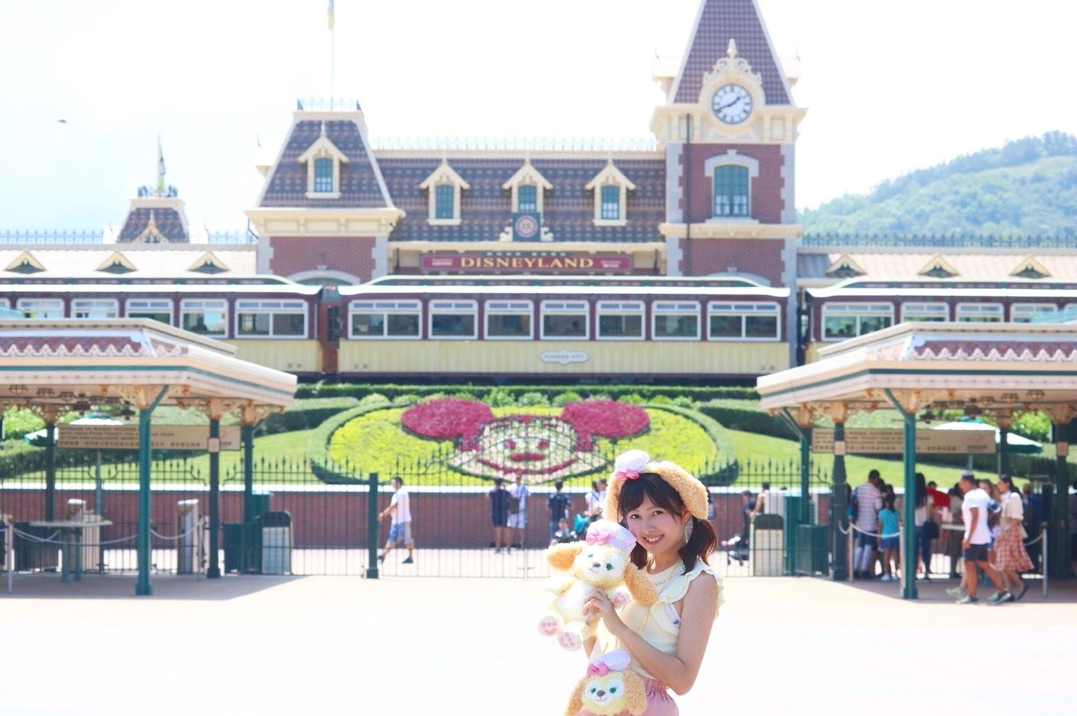 日本からも近い香港ディズニー♡コーデも合わせてレポします!_1_2