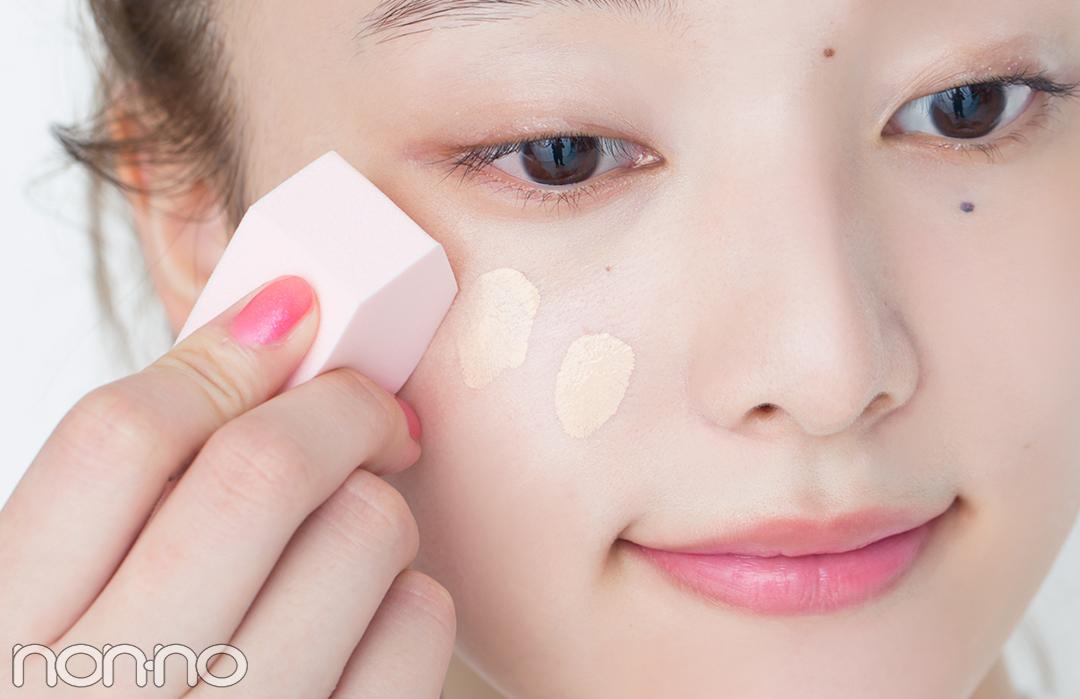 韓国っぽ肌 HOWTO 2