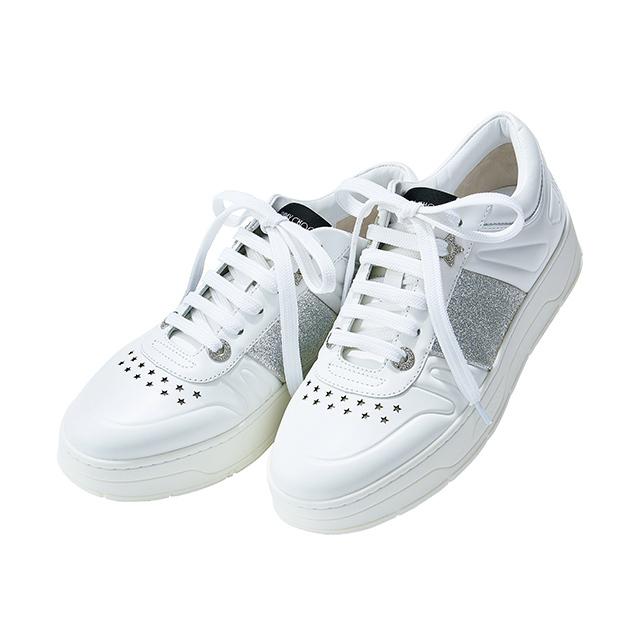 靴¥81,400/ジミー チュウ