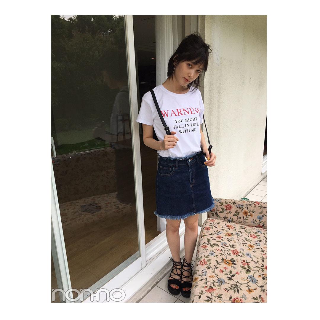 本田翼の2017夏コーデまとめ♥定番もトレンドもばっさーがお手本!_1_2-6