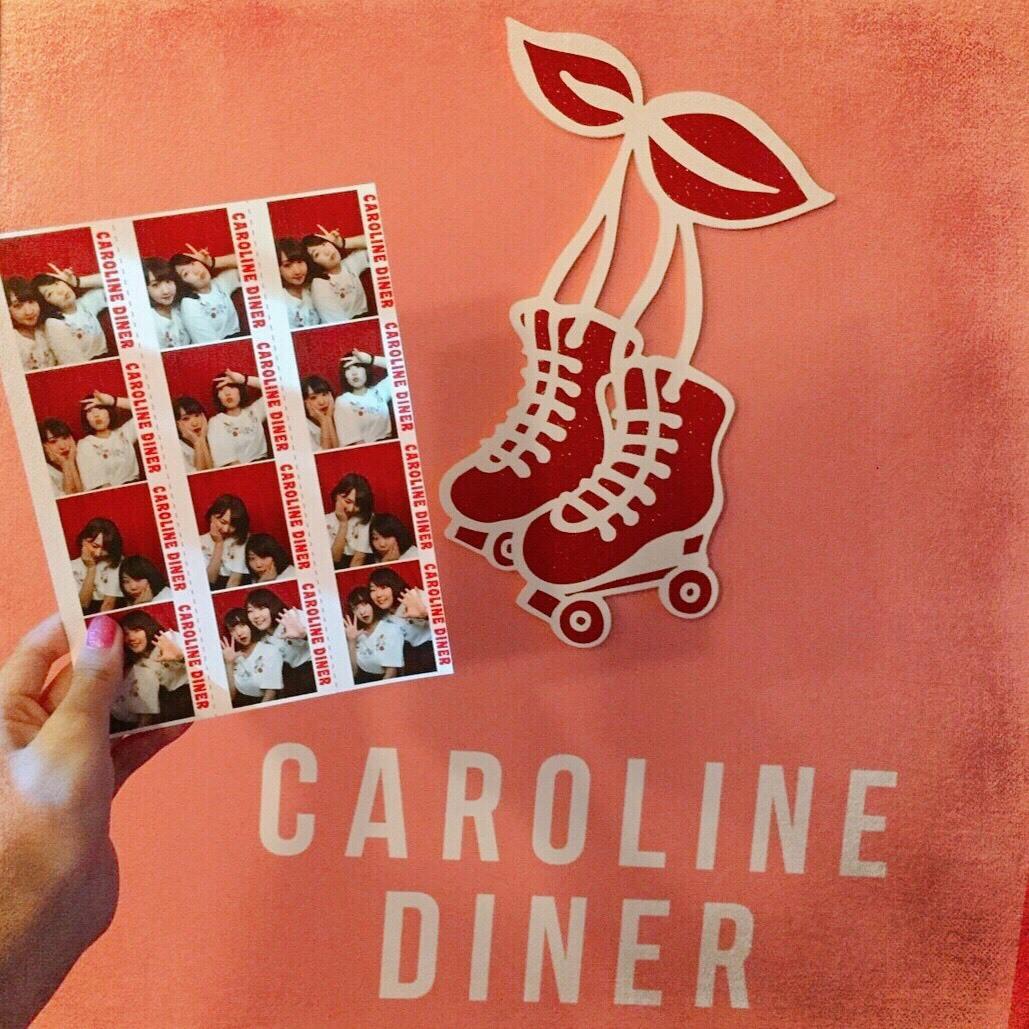 """【 第50回❤︎ 】原宿でアメリカ気分が味わえる!?""""CAROLINE DINER""""へ!_1_8"""