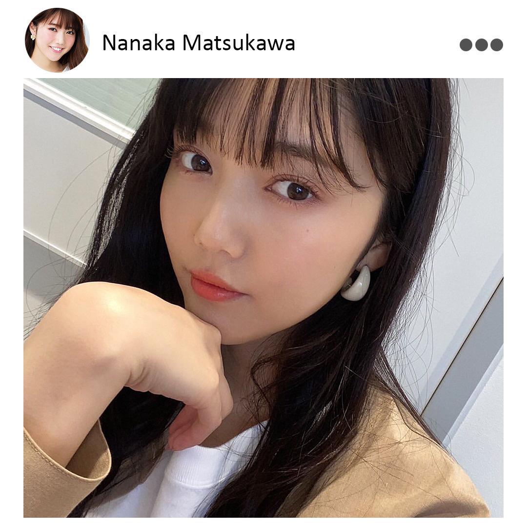 松川菜々花(@nonno_magazine)