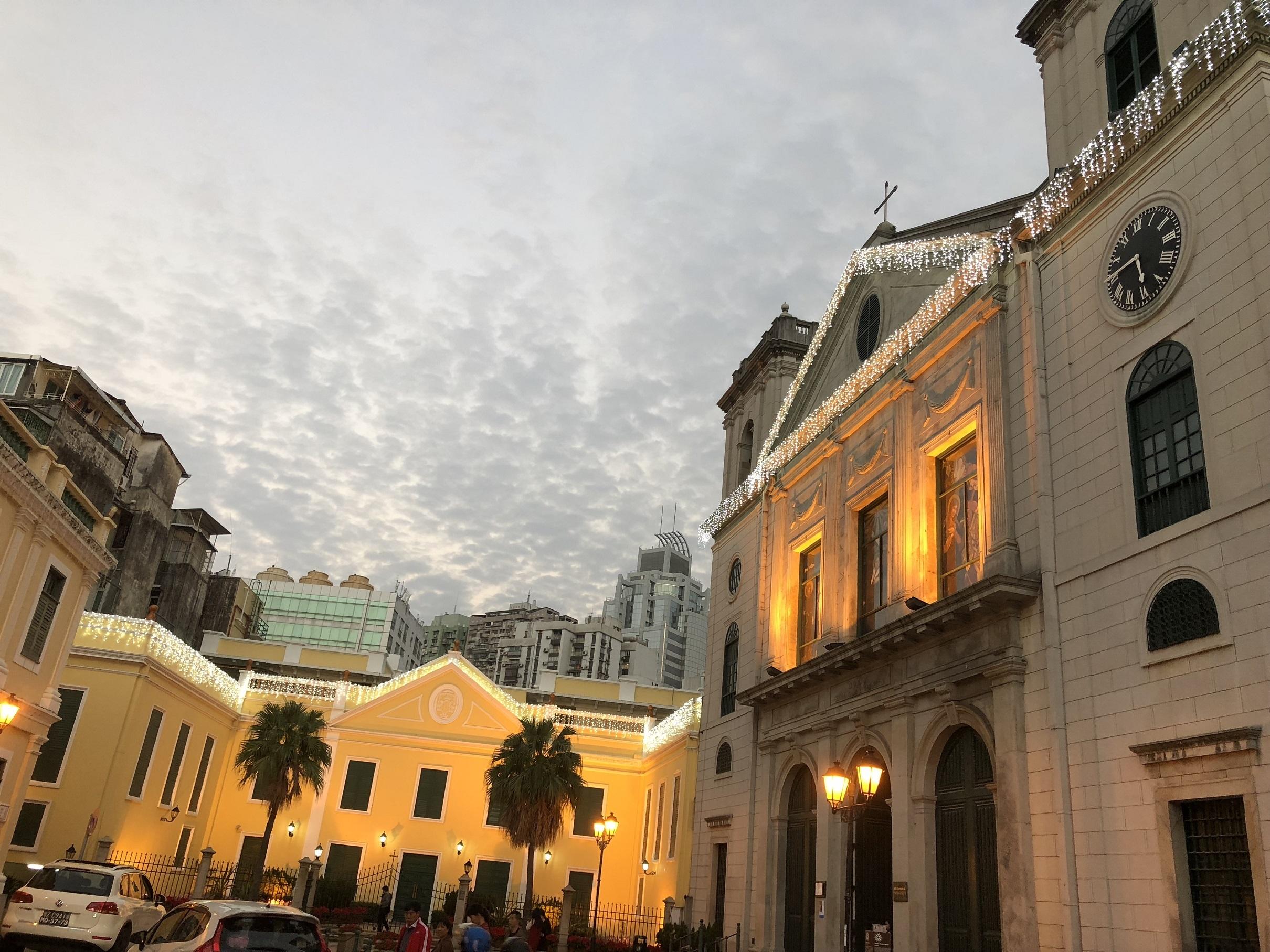美食とアートの殿堂。マカオのラグジュアリーホテル「モーフィアス」へ【その2】_1_2-3