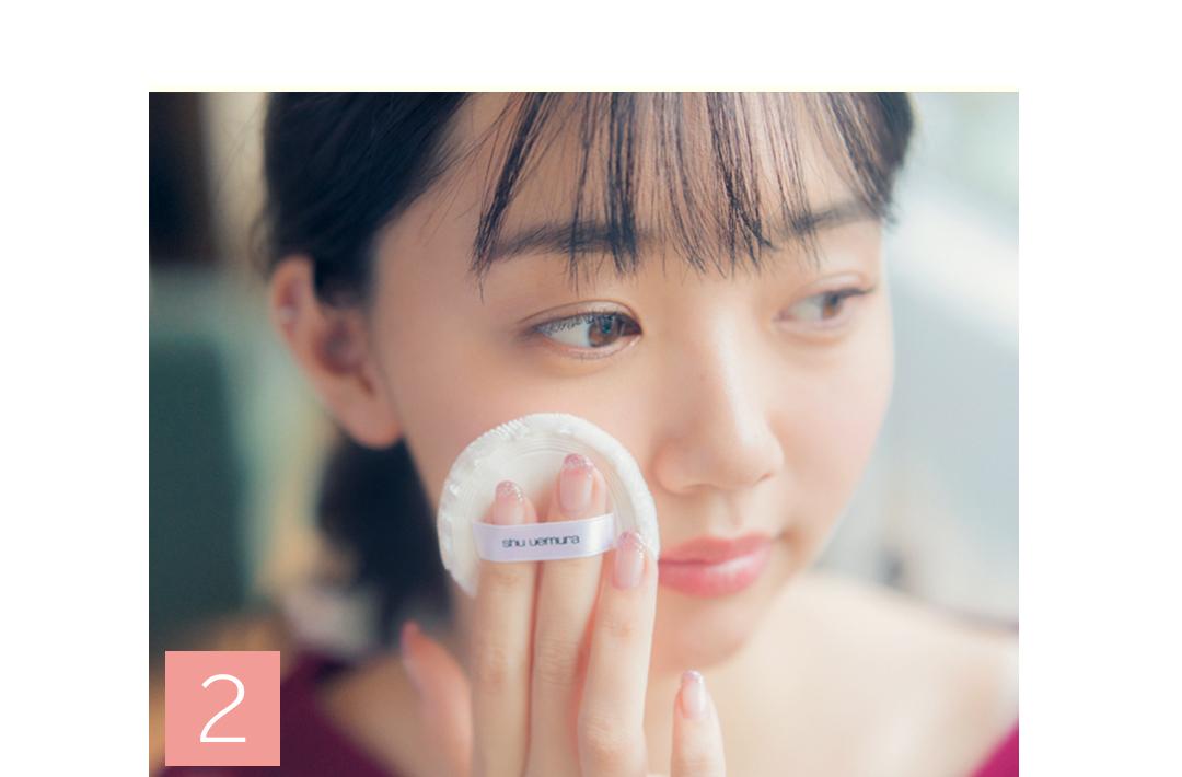 男子モテしたいなら、チークで肌に透明感を演出する「文学少女風」メイクをマスター★_1_5