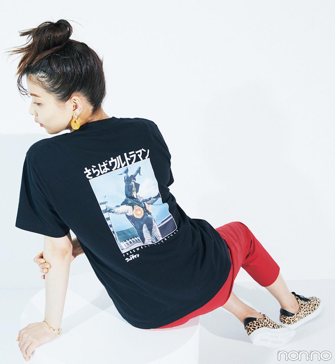Photo Gallery 渡邉理佐の毎日Tシャツコーデ フォトギャラリー_1_21