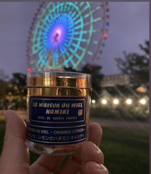 LA MAISON DU MIEL NAMIKIの蜂蜜キャンディ_1_2