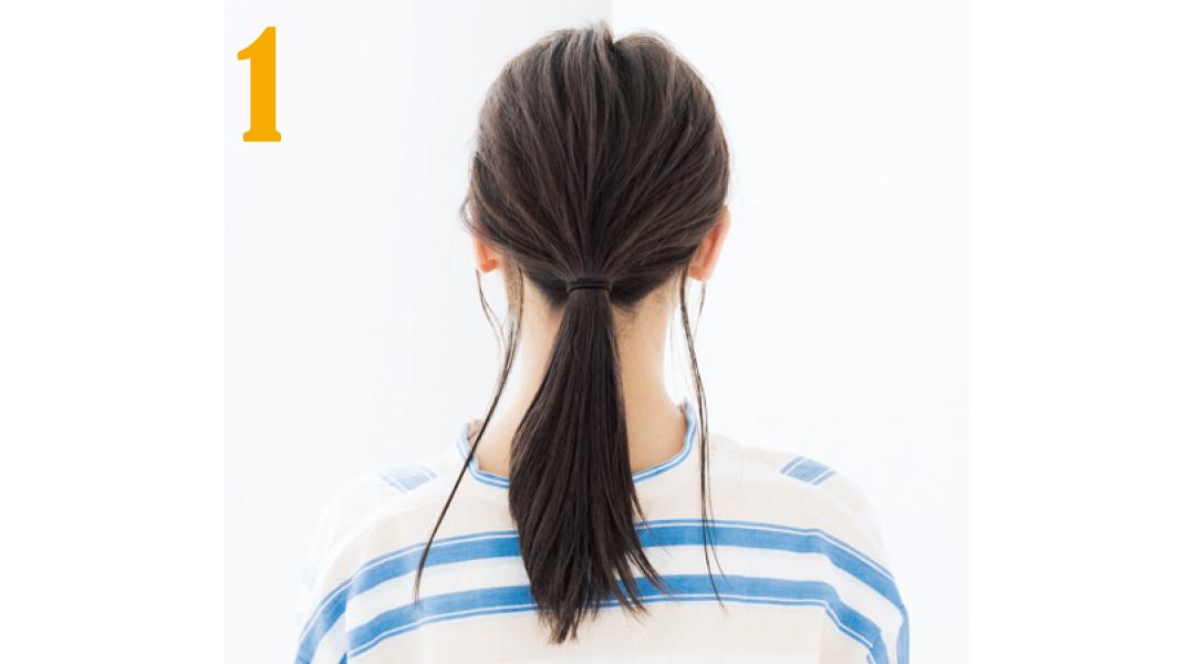 巻き髪の時短ワザ♡ ヘアアイロンの使い方で簡単好かれ巻きに!_1_4